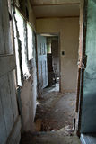 Old abandoned and rundown house Stock Image