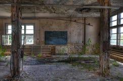 Old abandoned high school stock photo image 61420955 for Blackboard hampton