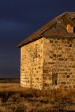 Old Abandoned Stone House Royalty Free Stock Photo
