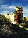 Old abandoned sulfur mine 03 Royalty Free Stock Photography