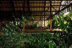Old abandoned train station Royalty Free Stock Image