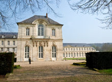 Old abbey. In France province Stock Images