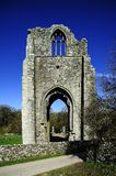 Old Abbey Ruins. The Old Abbey Ruins of Shap Royalty Free Stock Photos
