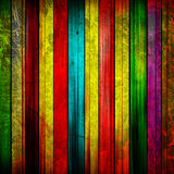 Old abstract colorful lines Stock Photography