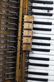 Old accordion Stock Image