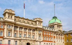 Old Admiralty Building in the city centre of London Royalty Free Stock Photo