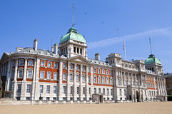 Old Admiralty Building Horseguard's Parade in London. Stock Photos