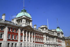 Old Admiralty Building in London Royalty Free Stock Photography