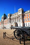 Old Admiralty Horse Guards Parade Stock Images