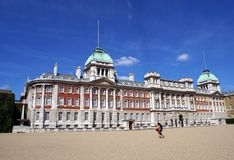 Old Admiralty Horse Guards Parade, London, England Royalty Free Stock Photography