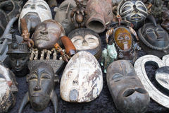 Old African Royalty Free Stock Images