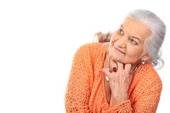 Old age Stock Image