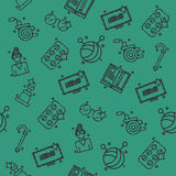 Old age pattern Royalty Free Stock Photos