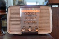 Old age radio. Royalty Free Stock Image
