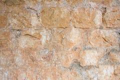 Old and aged brick wall Royalty Free Stock Photo