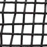Old Aged Weathered Rusty Grid Cage Fence Iron Grating, Isolated Grungy Large Detailed Macro Closeup, Grunge Rust Metal Bars Mesh Royalty Free Stock Images