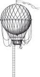 Old Air Balloon Stock Image