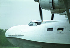 Old aircraft Royalty Free Stock Image