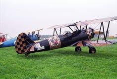 Old aircraft Royalty Free Stock Photos