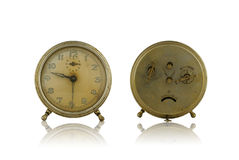 Old Alarm Clock. Stock Photography