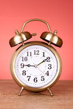 Old alarm-clock Royalty Free Stock Images