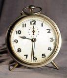 Old alarm clock royalty free stock image