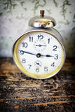 Old alarm clock Royalty Free Stock Images