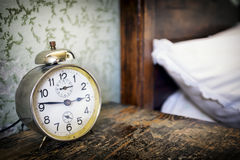 Old alarm clock Stock Photos