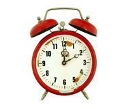 Free Old Alarm Clock - Isolated Royalty Free Stock Images - 7019109