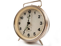Old alarm clock Royalty Free Stock Photography