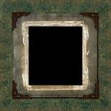 Old album frame Stock Image