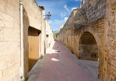 Old Alcudia fortifications Stock Images
