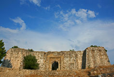 Old ali-pasha fortress Royalty Free Stock Photo