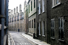Old alley Royalty Free Stock Photos