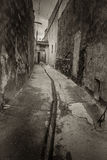 Old alley Royalty Free Stock Image