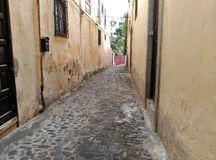 Old alley Stock Images