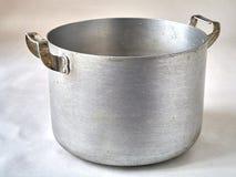 Old aluminum kitchen utensils Royalty Free Stock Photography