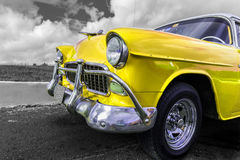 Old american car Royalty Free Stock Photos