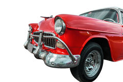 Old american car Royalty Free Stock Image