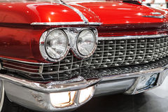 Old american car on static display Stock Photography