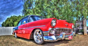 Old American Chevy Royalty Free Stock Photography