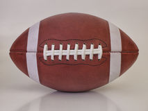 Old American Football Game Ball Royalty Free Stock Photo
