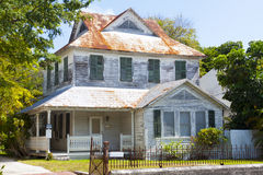 Old American House Royalty Free Stock Photography