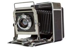 Old American press camera Royalty Free Stock Image