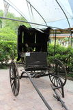AN OLD AMISH CART Stock Images