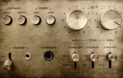 Old amp Stock Photo