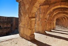 Old Amphitheater Aspendos In Antalya, Turkey Stock Images