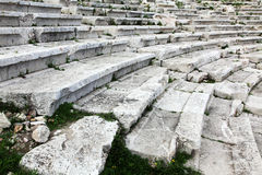 Old amphitheatre Royalty Free Stock Images