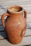 Old amphora Stock Photography
