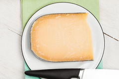 Old Amsterdam cheese. Royalty Free Stock Photography